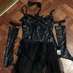 Sexy Miss Witchcraft costume